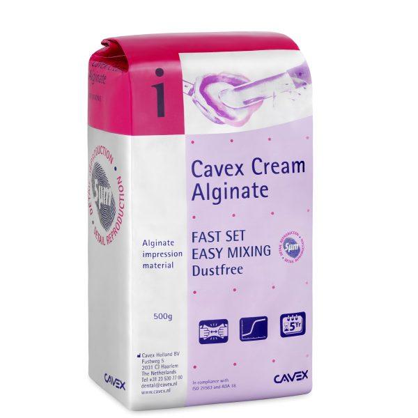 Cavex cream alginat