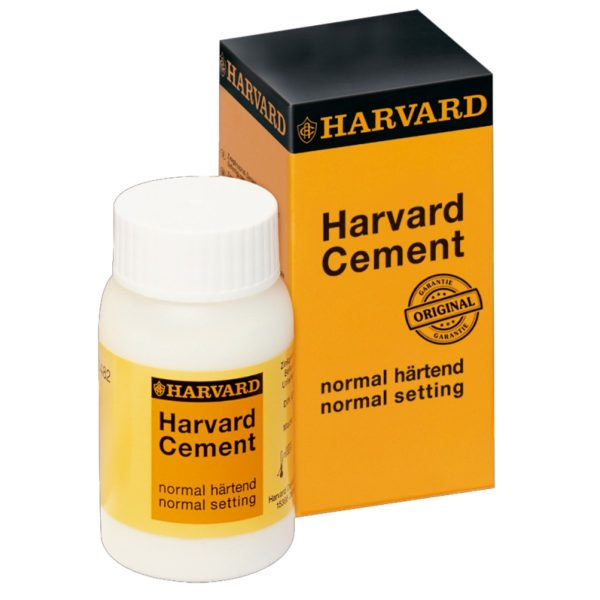 HARVARD Cement i Prah