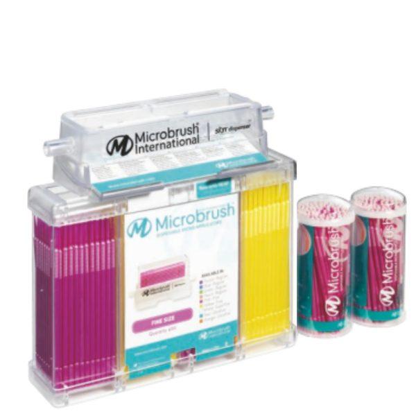 Microbrush aplikatori